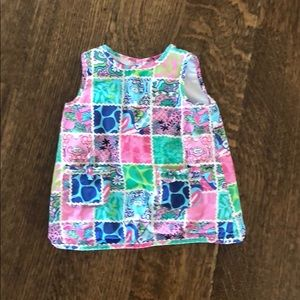 Lilly Pulitzer Girls Dress